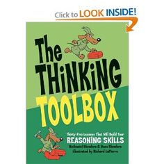 Booktopia   Critical Thinking Activities in Patterns  Imagery     A look back on