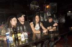 BULLET FOR MY VALENTINE and Jason JAMES and Michael PAGET and Michael THOMAS and Matt TUCK