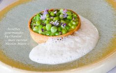 Chefs, Plat Vegan, Italian Dishes, Food Plating, Food Design, Entrees, Vegetarian Recipes, Brunch, Food And Drink