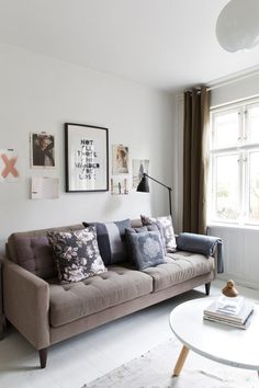 my scandinavian home: Tina Fussell's lovely Danish home