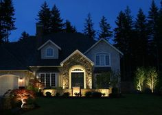 22 landscape lighting ideas diy network landscaping and dark spots 17 thrilling lighting ideas how to illuminate and glam up your yard top inspirations aloadofball Images