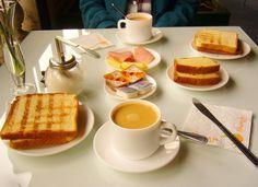Resultado de imagen de desayuno continental