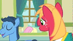 I think this is the most out-of-context scenes in all MLP Fluttershy, Mlp, Hub Logo, Big Macintosh, Celestia And Luna, Twilight Sparkle, My Little Pony, Aurora Sleeping Beauty, Disney Characters