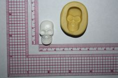 A personal favorite from my Etsy shop https://www.etsy.com/listing/222464382/skull-silicone-mold-food-safe-mold
