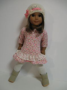 American Girl Doll Clothes Girlie Girl by 123MULBERRYSTREET, $29.00