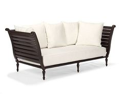 British Colonial Outdoor Daybed Cushions – Frontgate, Patio Furniture Reviews sales Discount and Cheap Price