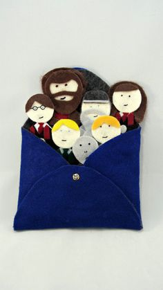 Feel the need to do your own Potter Puppet Pals skits?