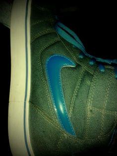 Nike Blue Liteforce