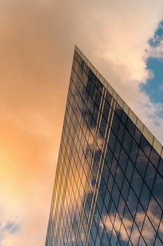 Photo d'architecture à La Défense, Paris