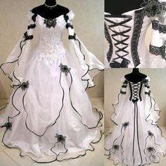 New Wedding Dresses Plus Size Vintage Chapel Train Ideas Lace Wedding Dress, Wedding Dresses Plus Size, Princess Wedding Dresses, New Wedding Dresses, Cheap Wedding Dress, Bridal Dresses, Lace Dress, Lace Corset, Vintage Corset