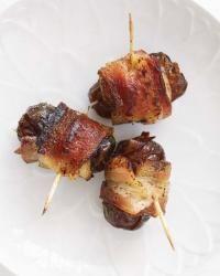 http://www.foodandwine.com/recipes/chorizo-filled-dates-wrapped-in-bacon