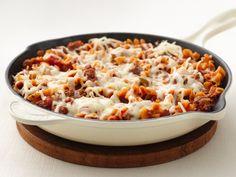 Healthified Skillet Lasagna