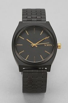 Nixon Metal Time Teller Watch - Urban Outfitters ($95.00) - Svpply