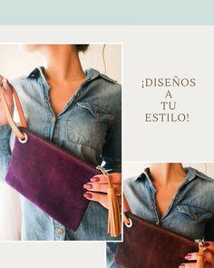 Diseños elaborados a mano en cuero Fashion, Hand Bags, Hands, Leather, Jewels, Accessories, Style, Moda, La Mode