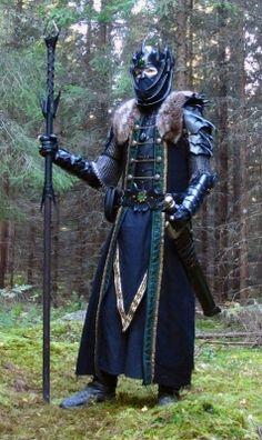 Månens vogtere ... Epic looking swedish Dark Elfs