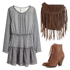 """""""Untitled #135"""" by acmoore728 ❤ liked on Polyvore featuring H&M, Mojo Moxy and Glamorous"""
