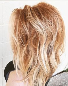Strawberry Blonde - Blonde Hair Color Ideas To Try This Spring - Photos