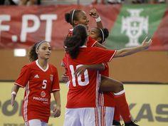 Futsal feminino do SL Benfica