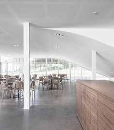 Gallery of Mariehøj Cultural Centre / Sophus Søbye Arkitekter + WE Architecture - 42 Concept Architecture, Architecture Photo, Cultural Center, Copenhagen, Centre, Dining Table, Coast, Studio, Gallery