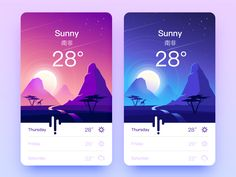 Weather App by goumy