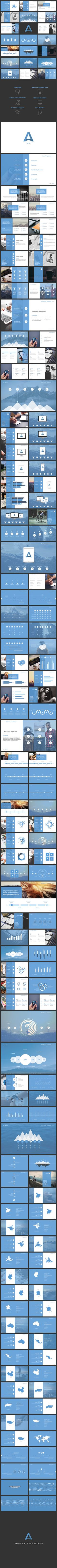 Alpha - Google Slides Template. Download here: http://graphicriver.net/item/alpha-slides/16447755?ref=ksioks