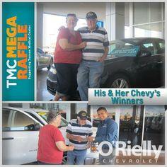Orielly Chevrolet Tucson >> Media