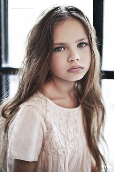 Fashion Kids. Diane P. *. Gallery: Nadia Sokologorskaya