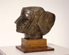 Barbara Hepworth (British, 1903 – 1975), Head, Cumberland alabaster, 1930–31, New Walk Museum and Art Gallery, Leicester