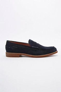 vagabond  slipper salvatore in marineblau #slipons #shoes #covetme