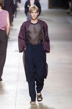 Dries Van Noten SpringSummer 2016 Collection - Paris Fashion Week - DerriusPierreCom (27)