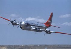 Boeing C-97 Stratofreighter, military cargo aircraft 1947