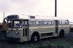 ARA Bus No359, May Rd Depot, Mt Roskill Auckland, 1974