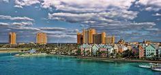 #Atlantis Enchantment Of The Seas, Atlantis Bahamas, Nassau, New York Skyline, Travel, Viajes, Destinations, Traveling, Trips