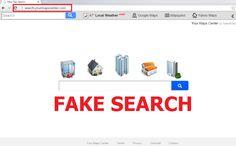 Sichere Methode, Der #Search.yourmapscenter.com Loswerden