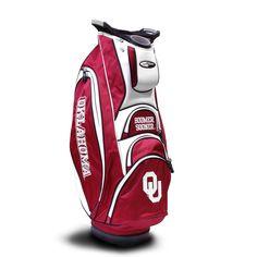 Ncaa Cart Bag Oklahoma