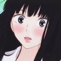 Anime Toon, Thicc Anime, Anime Art, Aesthetic Japan, Aesthetic Anime, Kimi Ni Todoke, Sailor Moon, Bizarre Art, Cartoon Profile Pictures