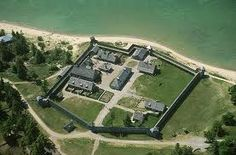 Fort Michilimackinac, Michigan