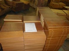 HOOD'S West Alton, Missouri has a large quantity of Cabinet Parts. These parts come in all sizes, & thicknesses, (mostly wood grain in appearance). These are great for shelves or small building projects.  We provide the materials for you to build your own one of a kind cabinet. We also have cabinet doors, many finishes, and sizes (all solid wood). Cabinet Parts, Small Buildings, Build Your Own, Cabinet Doors, Wood Grain, Missouri, Solid Wood, Shelves, Projects