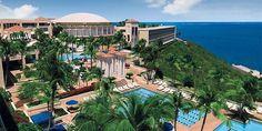 El Conquistador Resort, a Waldorf Astoria Hotel in Puerto Rico