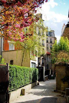 Le passage des soupirs - Et si on se promenait... à Paris !