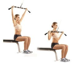 Machine-Lat-Pull-Down