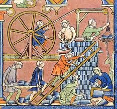 """This was another great Haskins conference paper from Boston - in the riveting: SESSION III: The Medieval Experience of Siege. This paper was entitled """"Engineers of the Angevin Empire (1154-1242)"""". What did the mediaeval engineer do exactly? Read on to find out! :) ~S"""