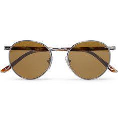 Persol Round-Frame Sunglasses | MR PORTER