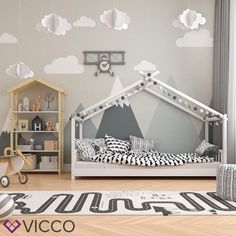 VitaliSpa lit enfant lit maison DESIGN lit enfant maison en bois lit maison - VICCO lit enfant maison lit DESIGN photo 3 You are in the right place about diy clothes He -