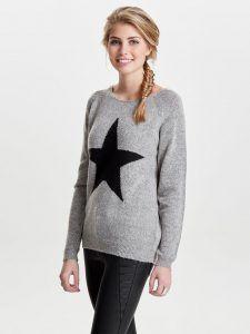 Jersey estampado estrella Image