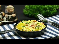 Reteta Cartofi Carbonara | Adygio Kitchen - YouTube