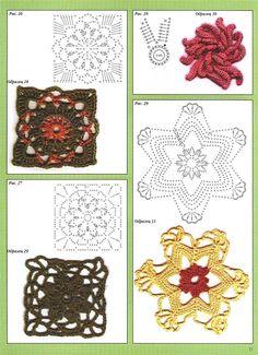 crochet patterns | Entries in category crochet patterns | Blog Irimed: LiveInternet - Russian Service Online Diaries