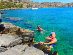 vakantie-+-snorkelen Crete Greece, Island, Outdoor Decor, Naturaleza, Crete, Islands