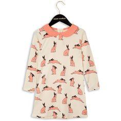 Bunny Collar Dress