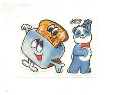 Old Mello Smello Cereal Premium Stickers Toaster Panda | by gregg_koenig